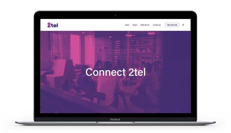 2tel Website