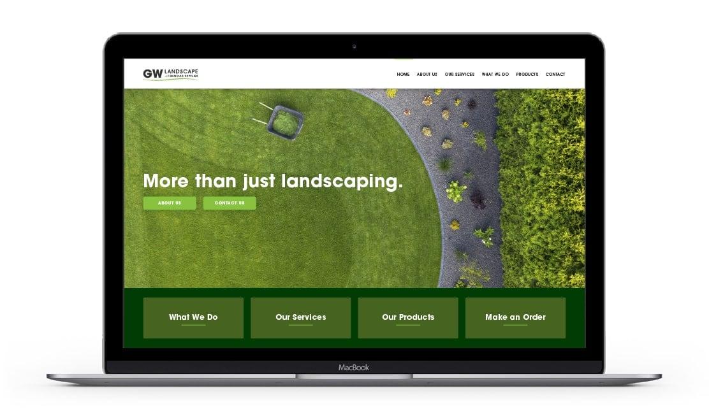 GW Landscape Website
